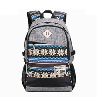 Yesiyan Unisex Laptop Backpack School Bookbag Travel Bag Daypack