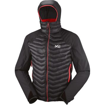 Millet Hybrid Langtang Hooded Down Jacket - Men's