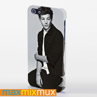 Louis Tomlinson One Direction iPhone 4/4S, 5/5S, 5C Series Full Wrap Case
