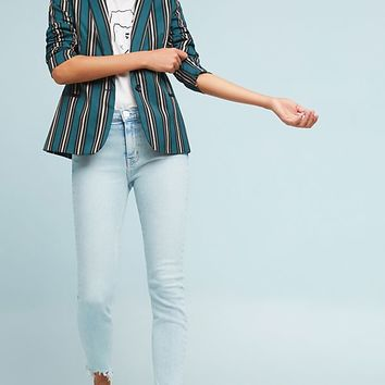 Tailored Stripe Blazer