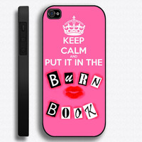 Mean Girls Keep Calm and Put It In The Burn Book on by mangstah