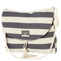 SURFSTITCH - WOMENS - HANDBAGS AND PURSES - HANDBAGS - ROXY MELODY BAG - STRIPE NATRUAL