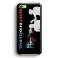 Twenty One Pilots Blurryface 3 iPhone 5C Case | Aneend