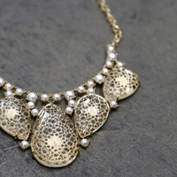 Knock Out Statement Necklace
