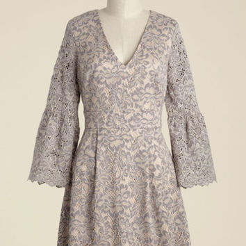 Florence and Fauna Lace Dress | Mod Retro Vintage Dresses | ModCloth.com