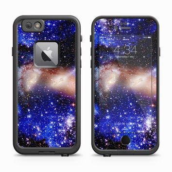 Blue Galaxy Retreat Skin for the Apple iPhone LifeProof Fre Case