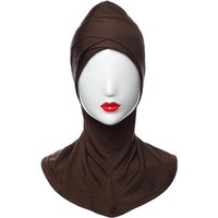 Muslim Scarves Hijab Bonnet Scarf Cap Islamic Band Neck Cover Head Wear