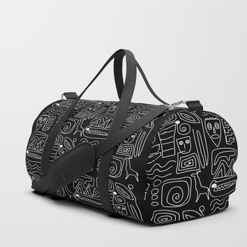 Africa Duffle Bag by mirimo