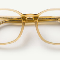 The Women's Logan Glasses in Whiskey Crystal