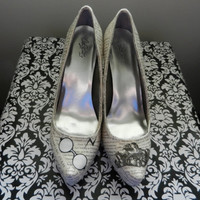 Harry Potter Themed High Heel Shoes