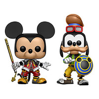 POP Kingdom Hearts Vinyl Figures