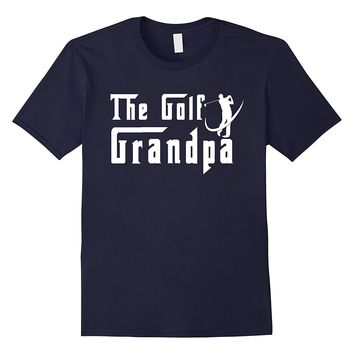 Mens Funny The Golf Grandpa Shirt - Golf Gift For Grandfather
