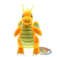 "Pokemon Dragonite 9"" Soft Plush Stuffed Doll Toy"