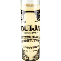 Ouija Board Prayer Candle