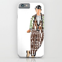 Ferris Bueller's Day Off iPhone & iPod Case by Ayse Deniz