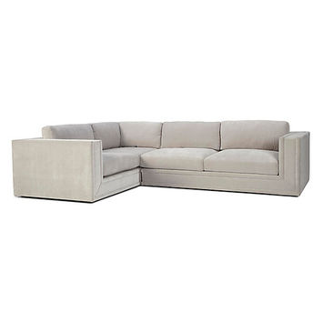 Luka Sectional - 3 PC | Celebrate In Style Living Room | Living Room | Inspiration | Z Gallerie