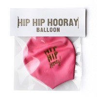 Hip Hip Hooray Balloon