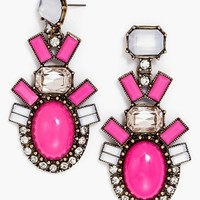 BaubleBar 'Contrast Galactic' Drop Earrings