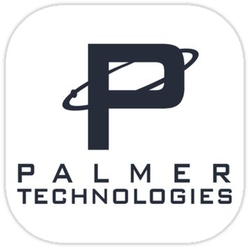 'Palmer Technologies' Sticker by joeredbubble