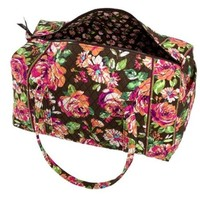 Vera Bradley Large Duffel in English Rose