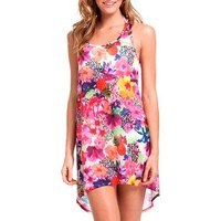 OP Juniors Fashion Bali Bliss Cover Up Dress - Walmart.com