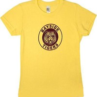 Saved By the Bell Bayside Tigers Juniors Tee - Saved by the Bell - | TV Store Online
