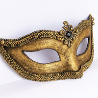 Venetian Mask  Masquerade Mask  Handpainted Antique by SOFFITTA