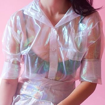 Iridescent Shirt