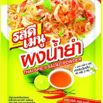 Ros Dee Thai Spicy Salad Powder