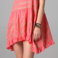 Free People Voile + Lace Trapeze Slip Dress (Intimatley Free People)