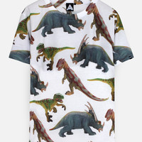 AND Dinosaurs Are Real Tee   ANDCLOTHING