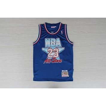 Nba Chicago Bulls #23 Michael Jordan 1992 93 All Star Swingman Jersey | Best Deal Online