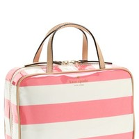 kate spade new york 'java place - manuela' cosmetics case