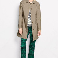 Women's Coastal Rain Coat from Lands' End