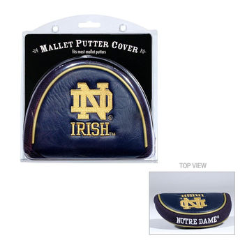 Notre Dame Fighting Irish NCAA Putter Cover - Mallet