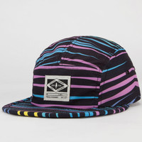 Burton Trigger Mens 5 Panel Hat Multi One Size For Men 23077295701