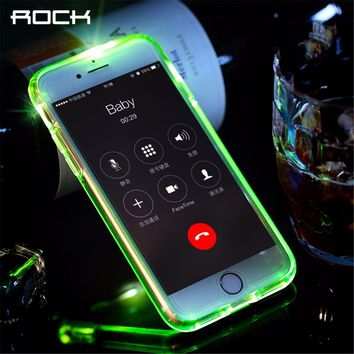 Led Flash Phone Case for iPhone 7 plus