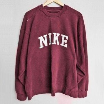 PEAPOK3 Nike: fashion leisure sweater