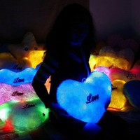 Creative Light-up Cushion for Girlfriend