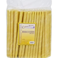 Cylinder Works Cylinders - Beeswax - 100 Ct