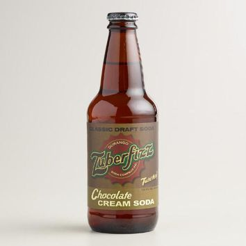 Zuberfizz Chocolate Cream Soda