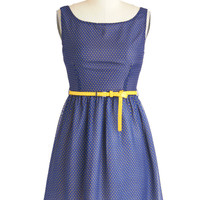 Drop of Lemon Dress | Mod Retro Vintage Dresses | ModCloth.com