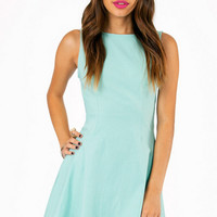 High Up Skater Dress $40