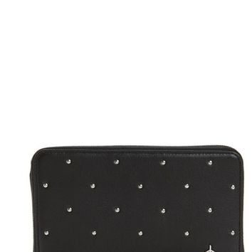 rag & bone Studded Leather Smartphone Wallet | Nordstrom