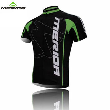 7 Style Merida Pro Team Cycling Jersey Racing Road Bike Cycling Clothing Ropa Ciclismo Bicycle Sportswear Bike Jersey Shirt