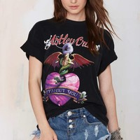 Vintage Mötley Crüe Without You Tee