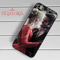 Captain hook and emma swan once upon a time ballroom dance -sw3 for iPhone 4/4S/5/5S/5C/6/6+,samsung S3/S4/S5/S6 Regular/S6 Edge,samsung note 3/4