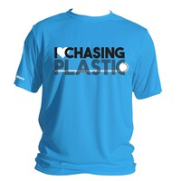 Ultimate Frisbee Chasing Plastic Jersey