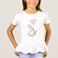 Adorable Mother And Child T-Shirt