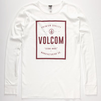Volcom Moderelle Mens Thermal White  In Sizes
